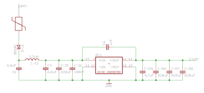 isolated dc dc converter application notes