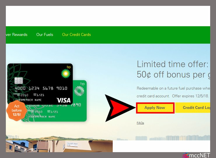 kohls credit card application online