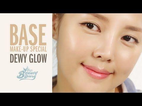 korea make up foundation application