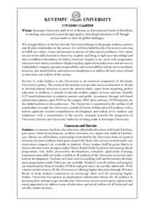 kuvempu open university online application