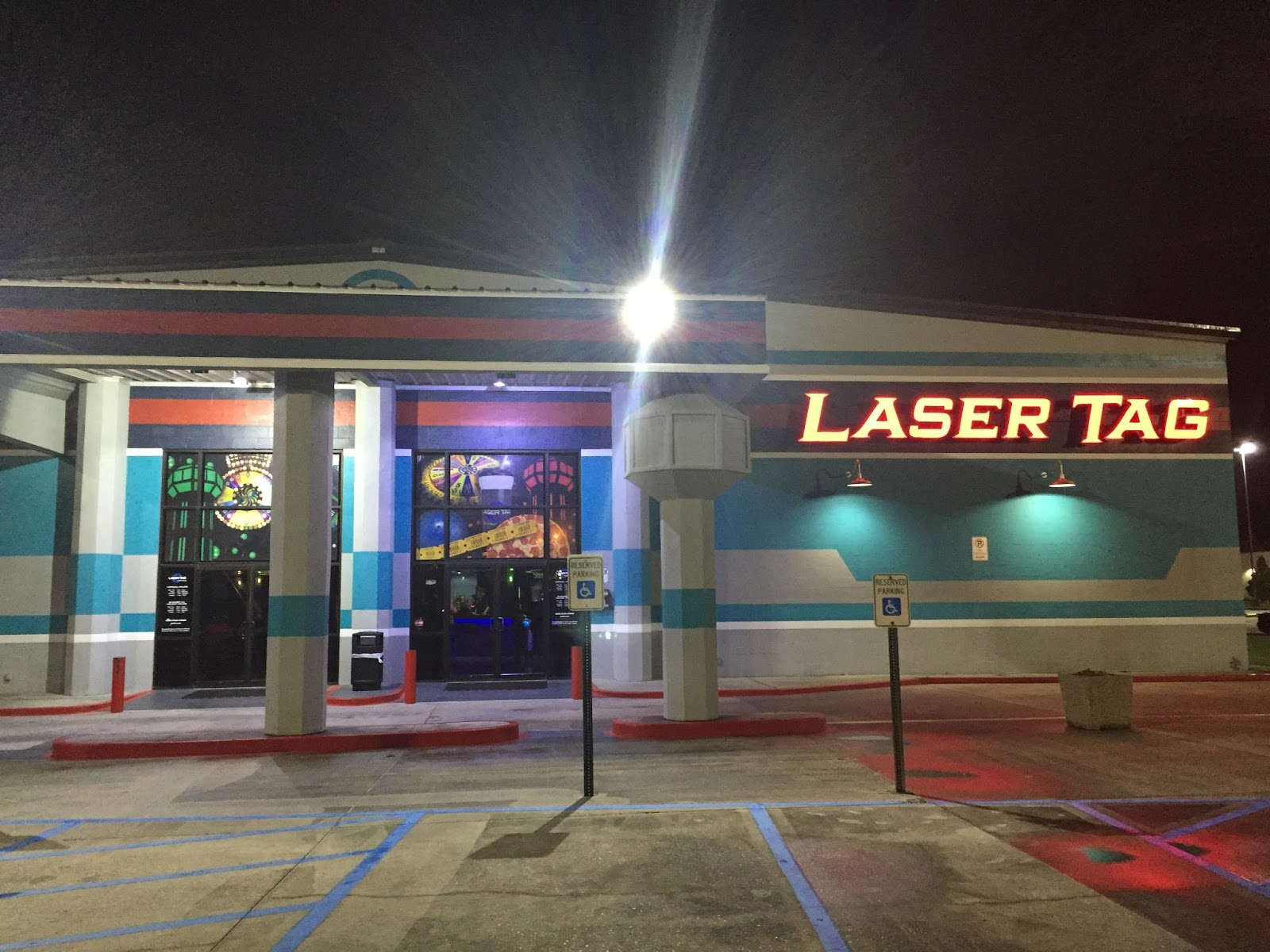laser tag baton rouge application