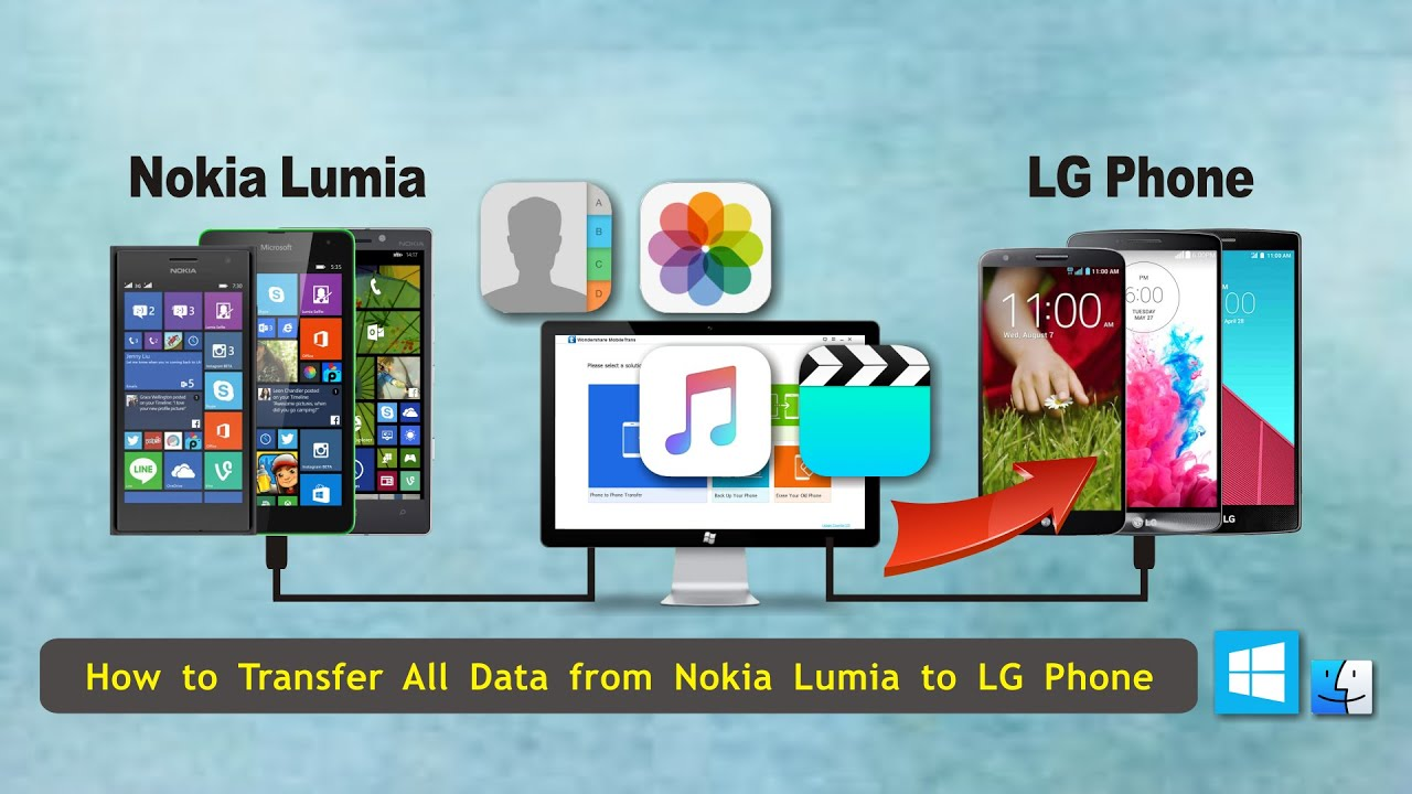 lg phones how to transfer applications from g3 to g4