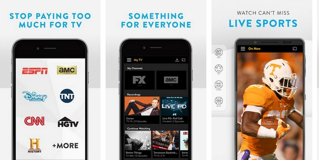 meilleure application pour android tv