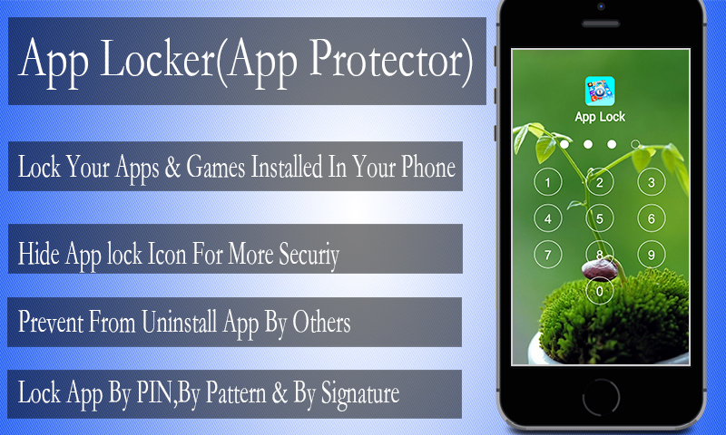 mobile application locker free download