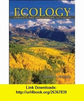 molles ecology concepts and applications 6th edition pdf