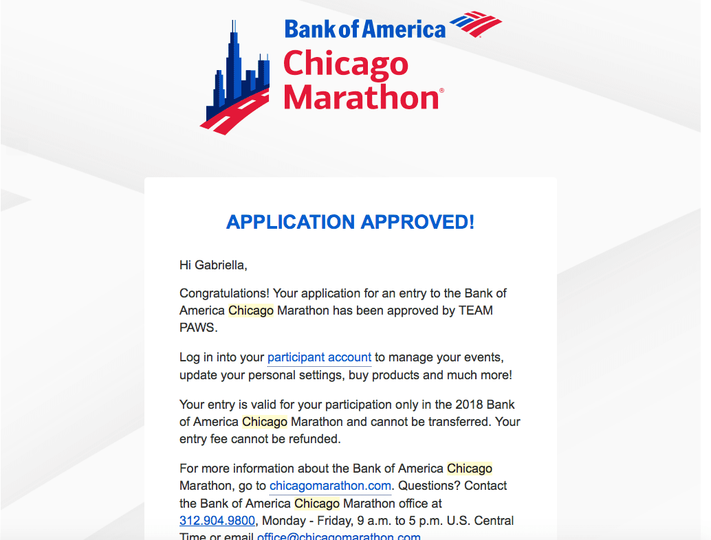 new york marathon application form