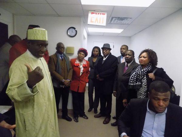 nigerian visa application new york