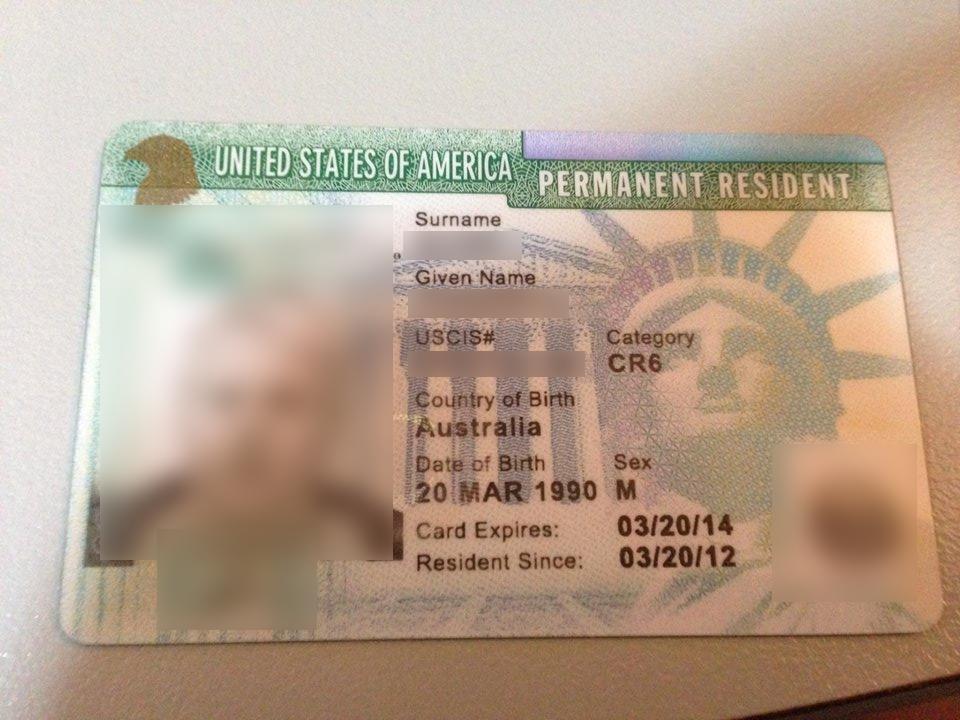 oci visa application form australia