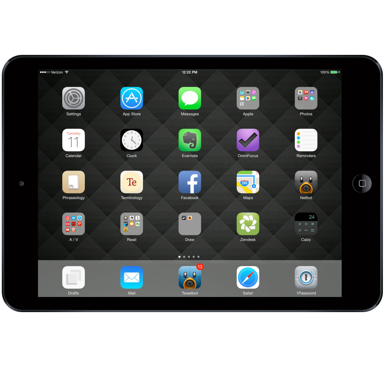office applications for ipad air 2