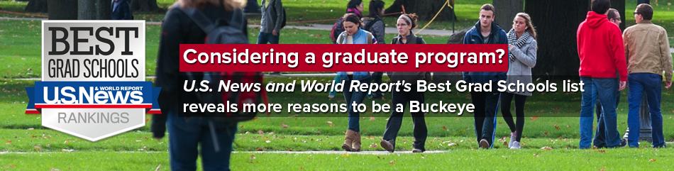 ohio university graduate application form