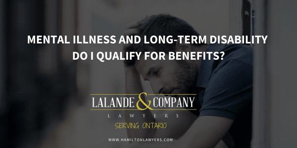 ontario long term disability application