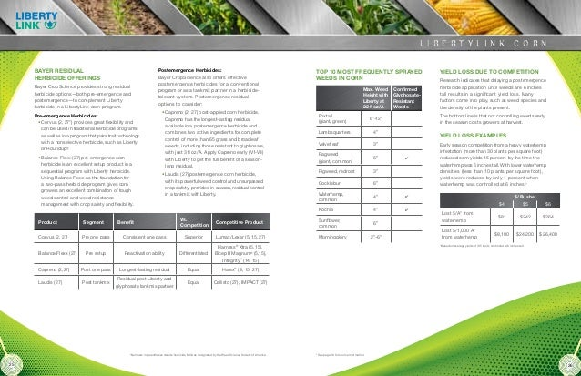 option herbicide recommended application rates