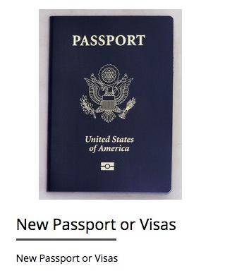 passport application phone number std