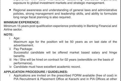 pia air hostess jobs application form 2018