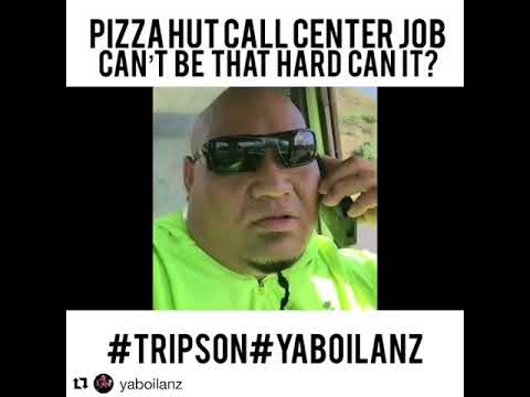 pizza hut call in center application