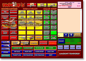 point of sale application architecture