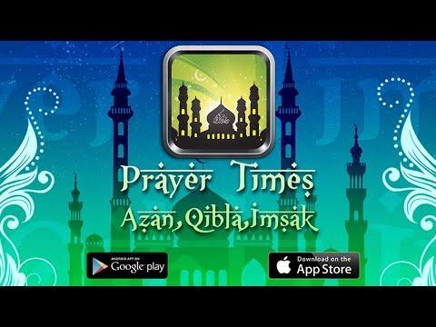 prayer time application for blackberry