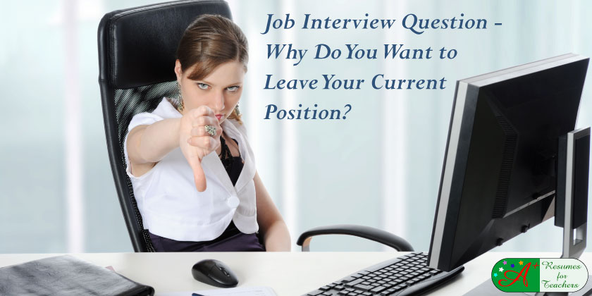 reasons for leaving in job application