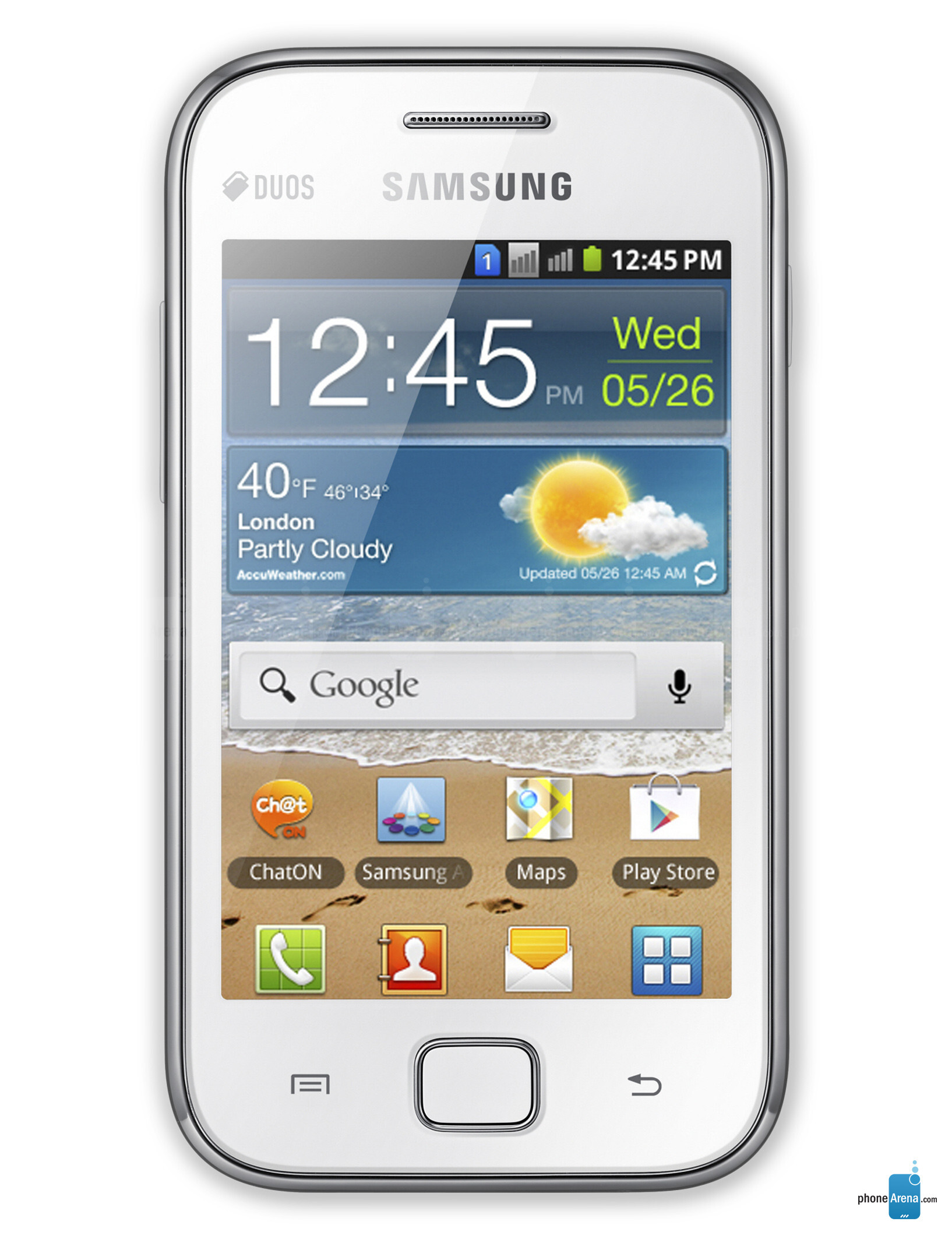 samsung galaxy ace features and applications