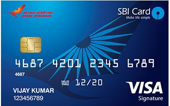 sbi add on card application