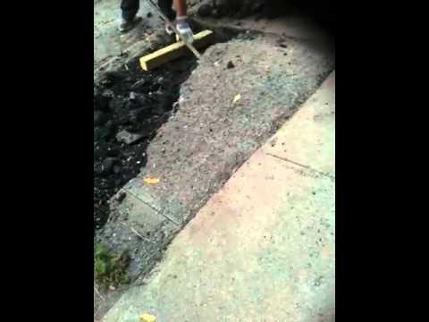 scellant a asphalte comment appliquer