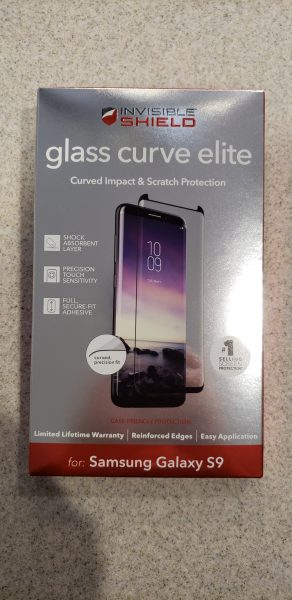 screen protector liquid application samsung gear fit2