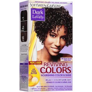 semi permanent hair colour multiple application