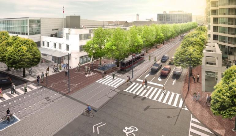 silva cells for streetscape application