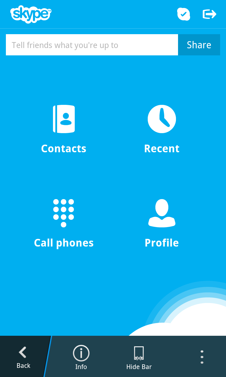 skype application for blackberry 9900