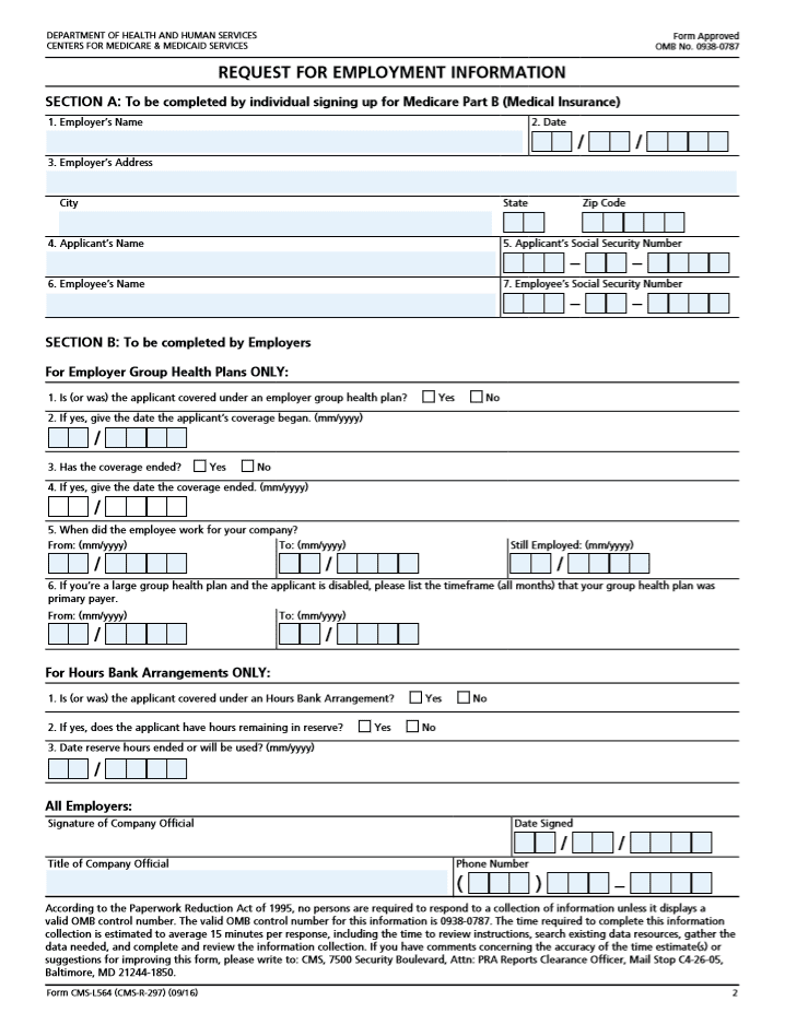 social security permanent disability application form