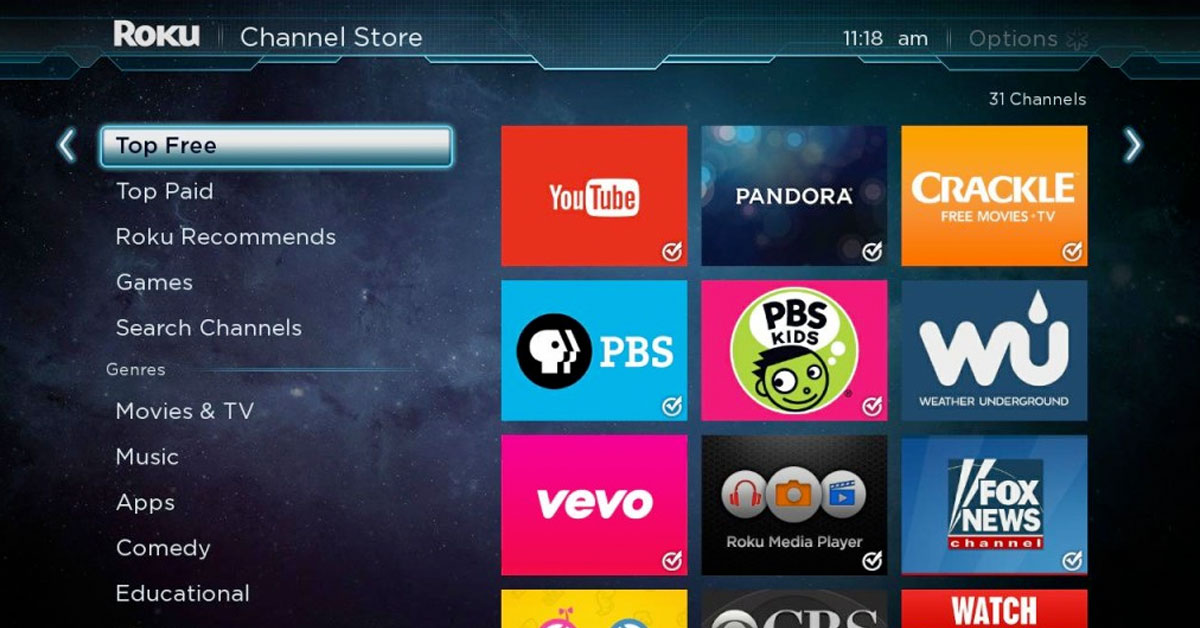 stream movies windows applications free