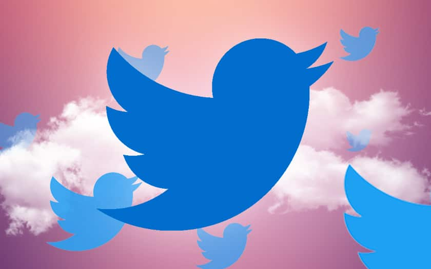 supprimer compte twitter application android