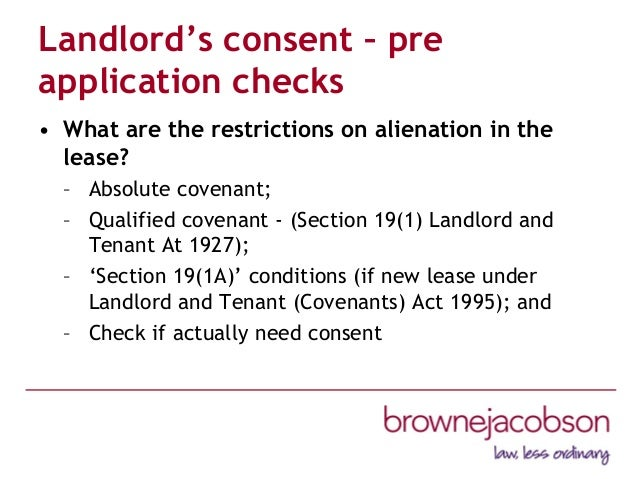 t2 application landlord and tenant act