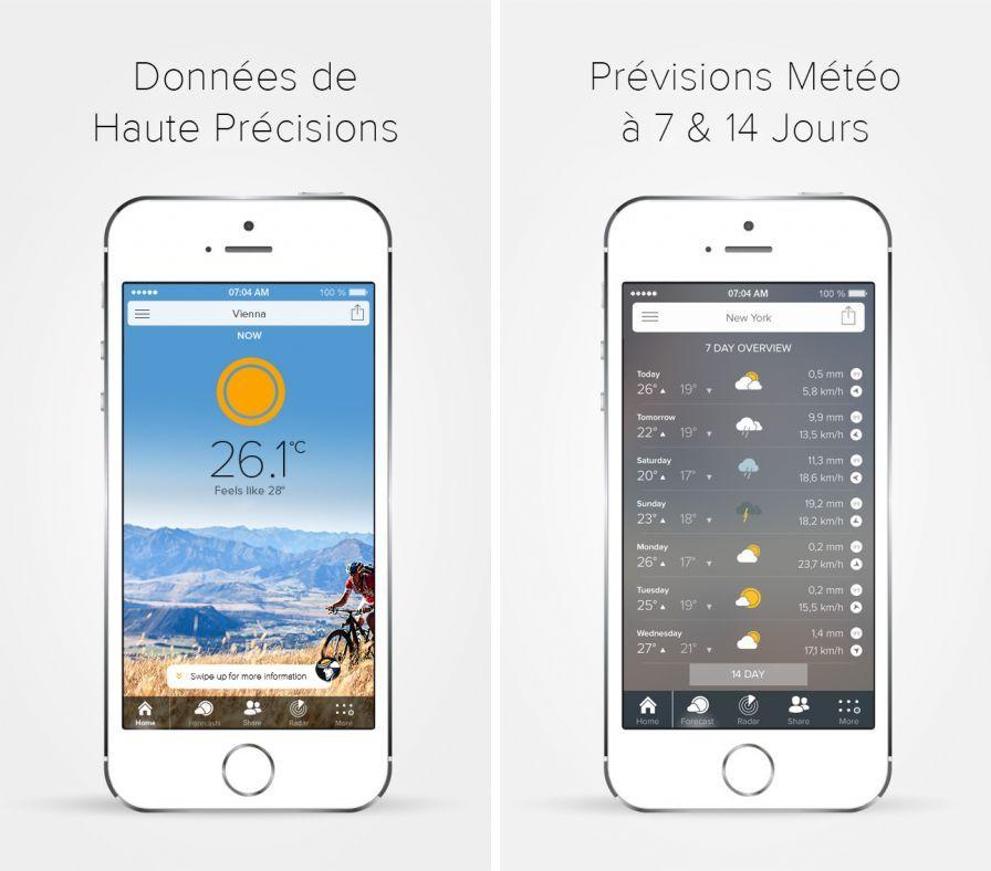 telecharger application gratuit pour iphone 4