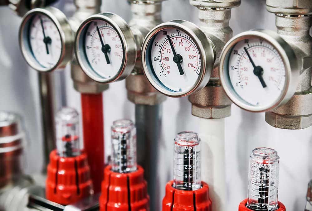 temperature sensors used in industrial application