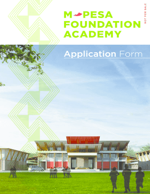 the lion foundation application form