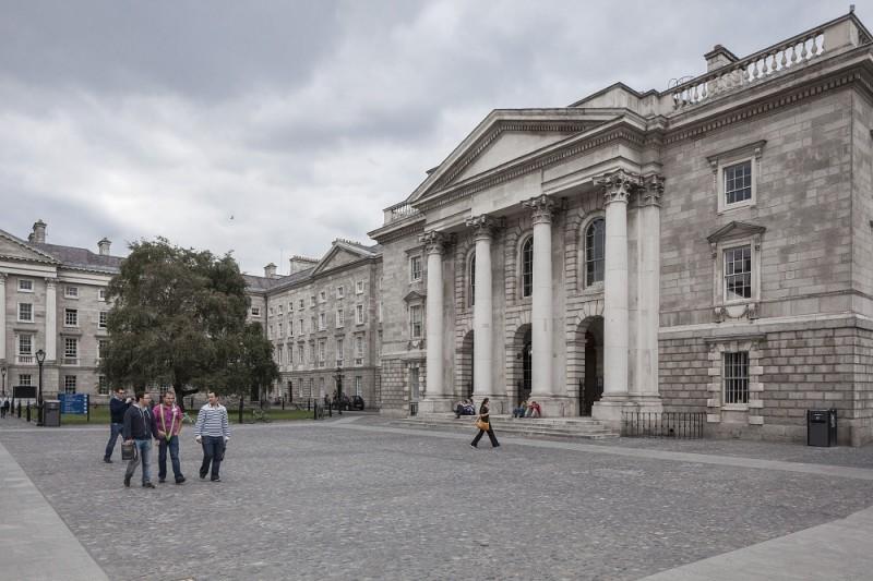 trinity college dublin application international
