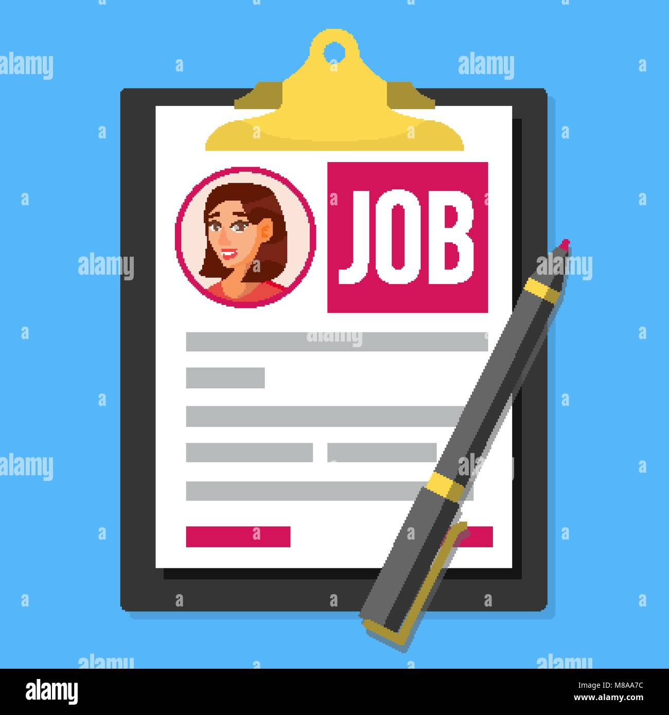 u of c job application