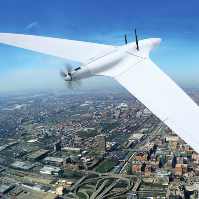 uav applications in the energy sector