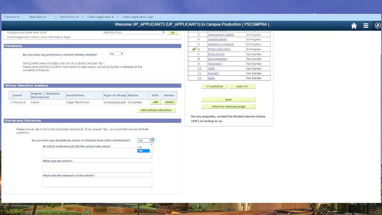 university of birmingham postgraduate application form