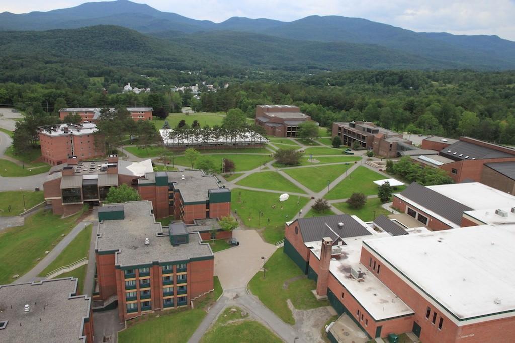 university of vermont graduate application fee