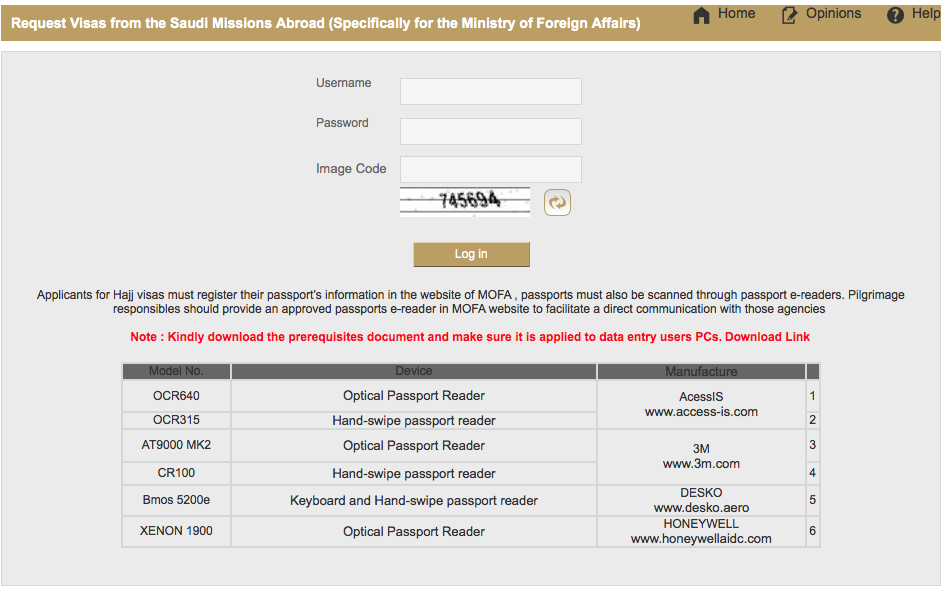 use of rep family visa application