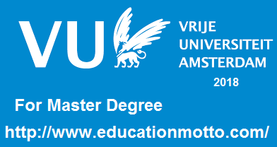 vu amsterdam continue with application