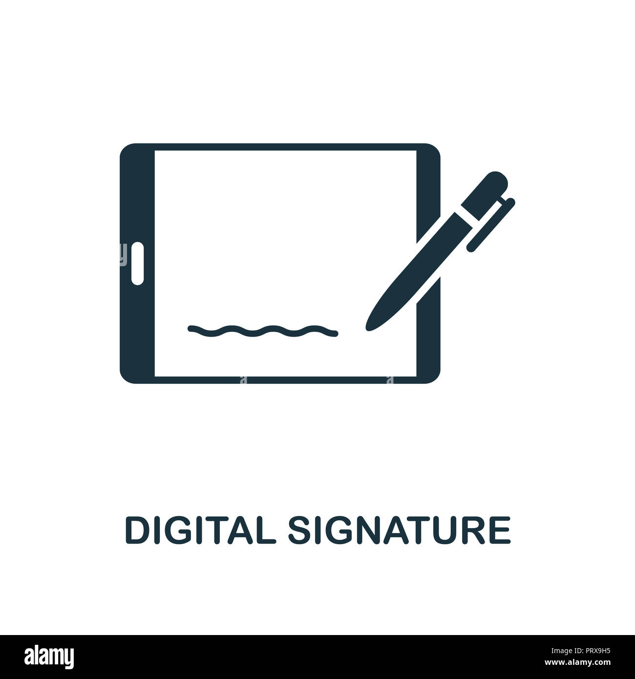 what applications use digital signatures