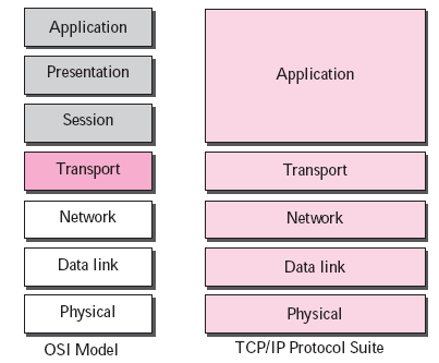 what is the function of the osi model application layer