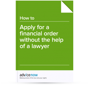 wihdrawing an application family court