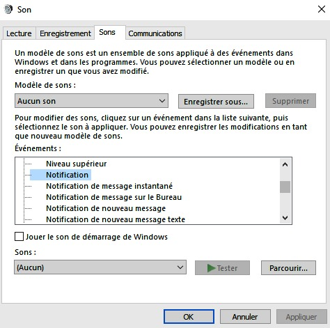 windows 10 application reste dans la barre des taches
