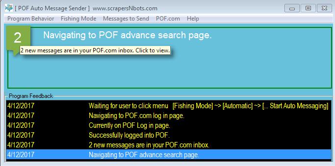 www pof com application form